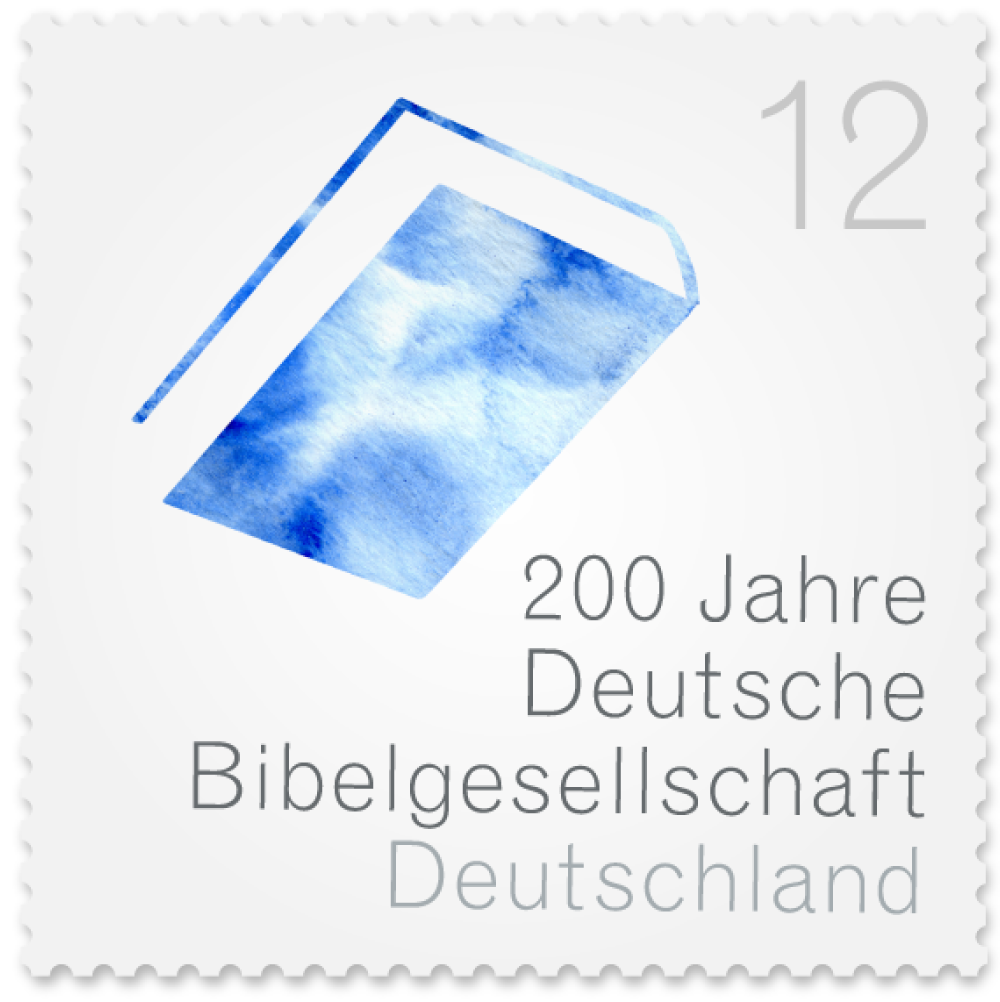 Picture of a stamp